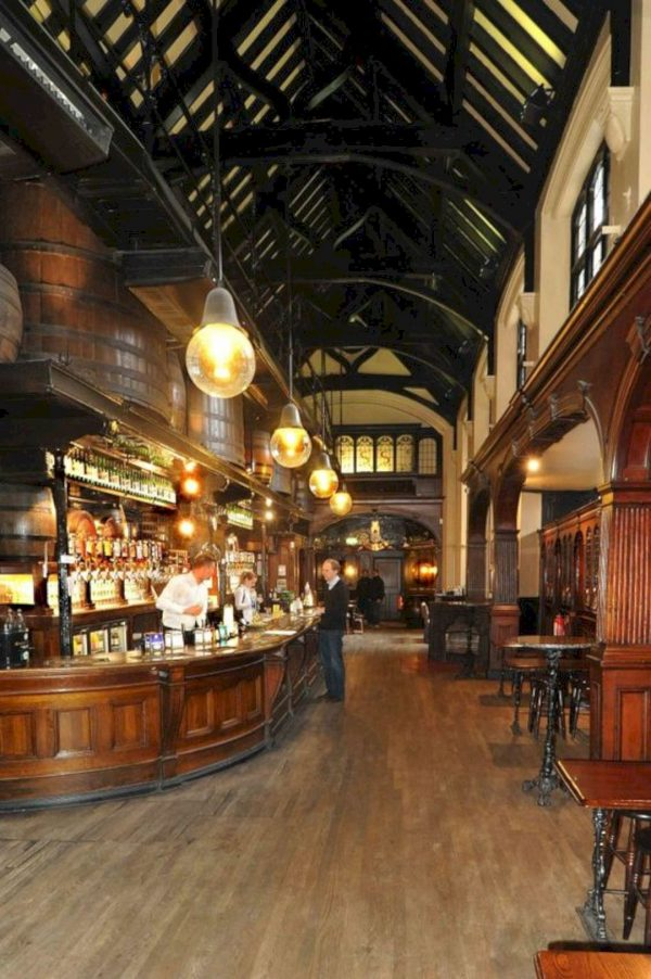 Explore 16 Irish Pub Interior Design Ideas  Futurist Architecture Medium