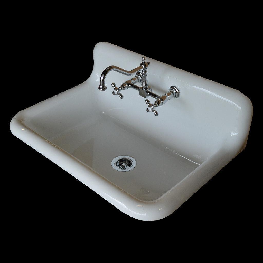 explore 36 x 24 exclusive farmhouse sink faucet drain