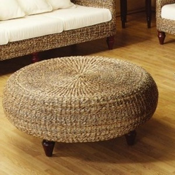 Explore Coffee Table Cool Rattan Round Coffee Table With Stools Medium