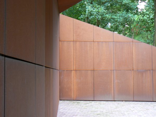 Explore Corten Steel Medium