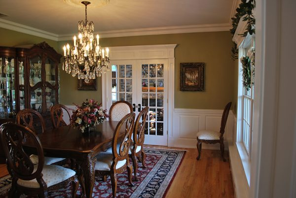 Explore Custom Wainscoting Dining Room Pictures Great Ideas Medium