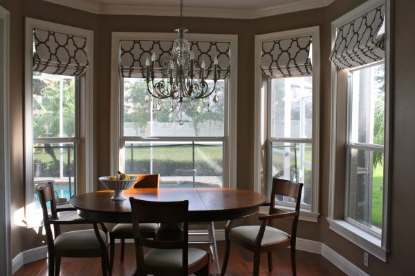 Explore Different Classes Of Shades For Bay Windows Theydesign Medium