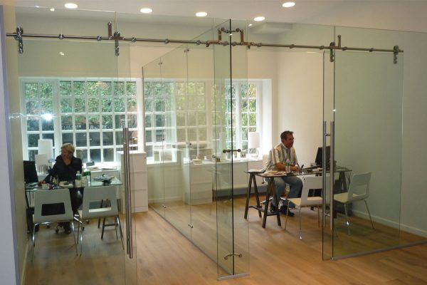 Explore Freestanding Glass Walls   Partitionsavanti Systems Usa Medium