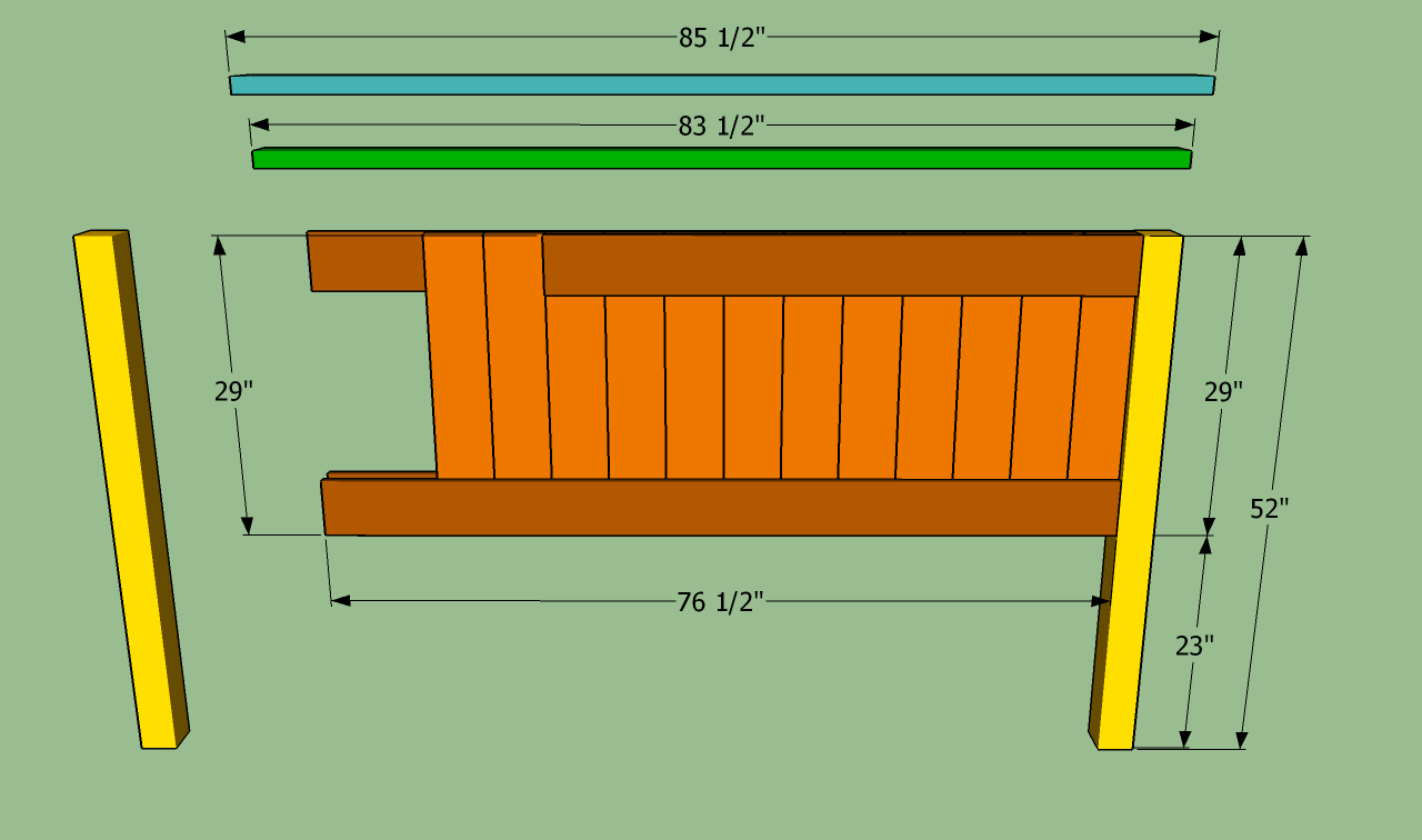 explore how to build a king size bed framehowtospecialist how