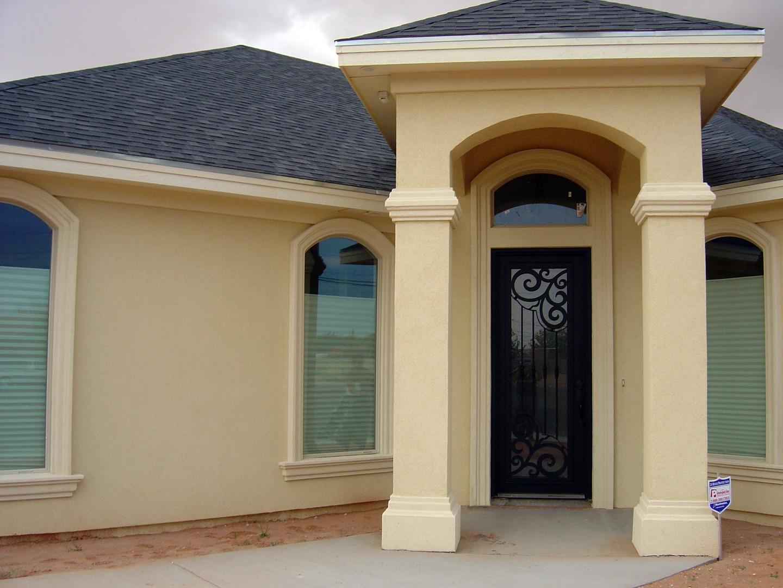 explore ideas for install stucco molding house exterior and interior