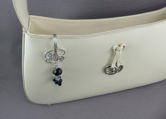 Explore Keychain Purse Key Hook Key Finder Purse Hooks Handmade Medium