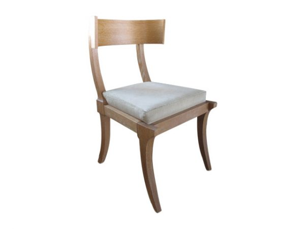 Explore Klismos Chair Midcentury   Modern Dining Chairs Medium
