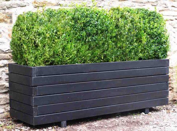 Explore Large Plastic Planter Boxes Front Yard Landscaping Ideas Medium