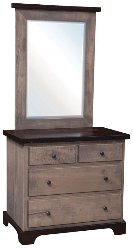 Explore Manchester Small Dresser Ohio Hardwood Furniture Medium