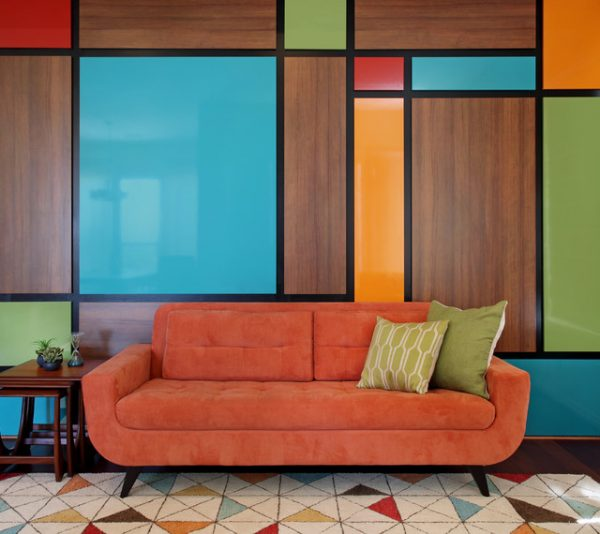 Explore Midcentury Modern Art Wall Aliso Viejo Midcentury Medium