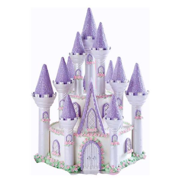 explore princess castle cake