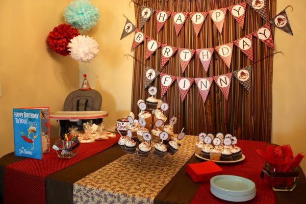Explore Sock Monkey Themed First Birthday Party Ideas