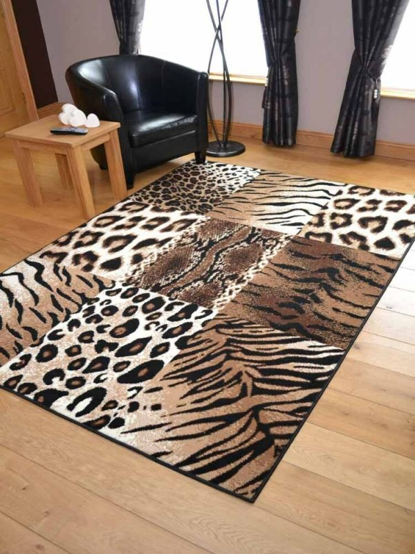 Explore Tiger Leopard Animal Print Hall Runners Small Extra Large Medium