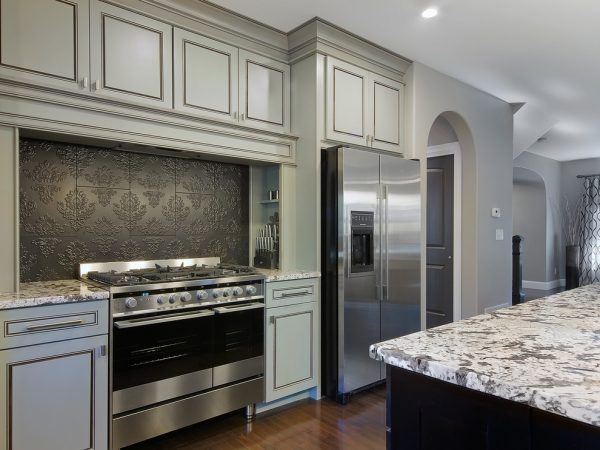 Explore Tin Backsplash Tiles Kitchen Traditional With None Medium