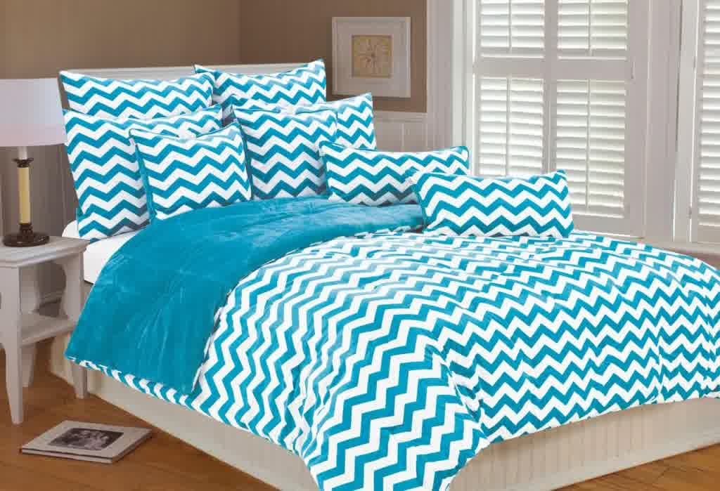 explore turquoise and white bedding set product selectionshomesfeed