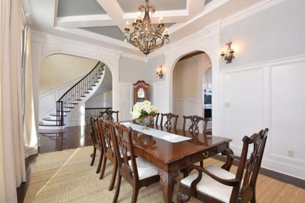 Explore Two Tone Dining Room Ideas Pictures Designing Idea Medium