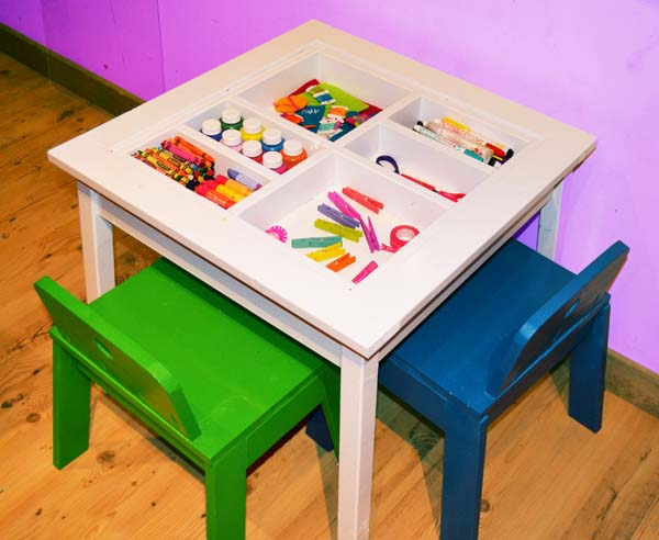 fresh 11 best photos of kids craft table plans craft table