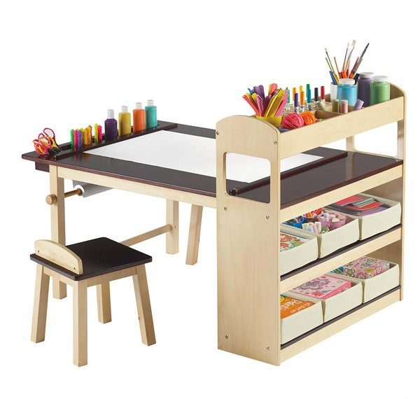 Fresh 15 Kids Art Tables And Desks For Little Picassoshome Medium