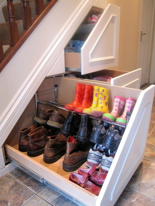 Fresh 50 Best Shoe Storage Ideas For 2017 Medium