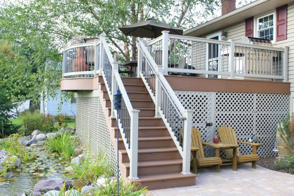 Fresh Alternative To Lattice Under Deck Ideas Medium