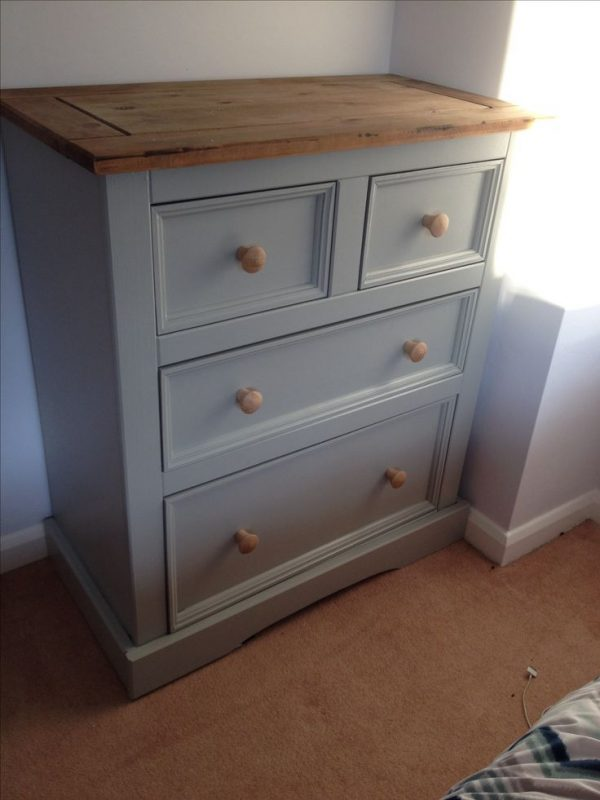 Fresh Best 25  Grey Painted Furniture Ideas On Diy Medium