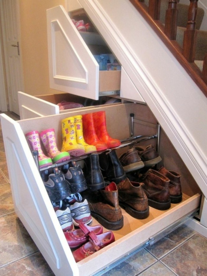 fresh closet under the stairs and other solutions like you for