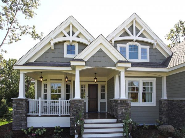 Fresh Craftsman Windows Styles Craftsman House Plans Ranch Medium