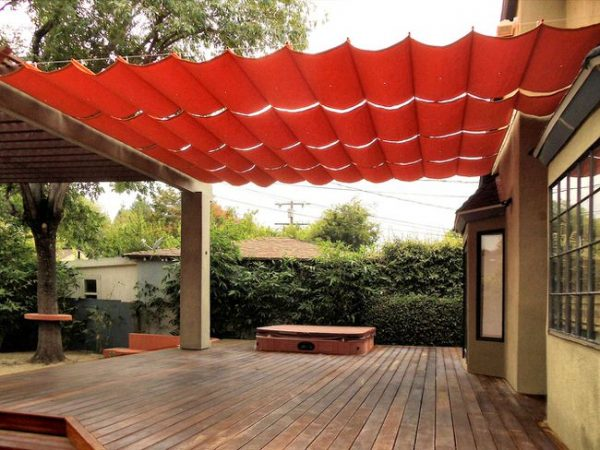 Fresh Diy Ideas For Backyard Oasis Shades Diy And Crafts Home Medium