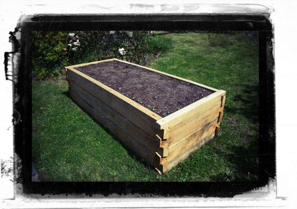 Fresh Dovetail Timbers Raised Timber Garden Bedsdovetail Timbers Medium