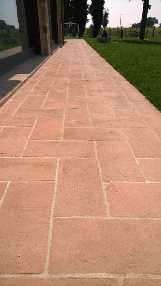 Fresh Driveway Terracotta Floor Tiles Products  Pak Clay Floor Medium