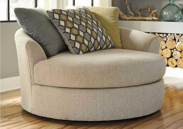 Fresh Fabric Swivel Chairs For Living Room Fancy Best Swivel Medium