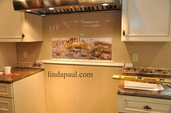 Fresh Install Tile Backsplash To Install A Mosaic Tile In A Medium