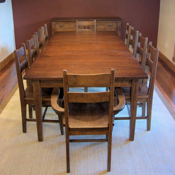 Fresh Large Dining Room Table Seats 10marceladickcom Medium