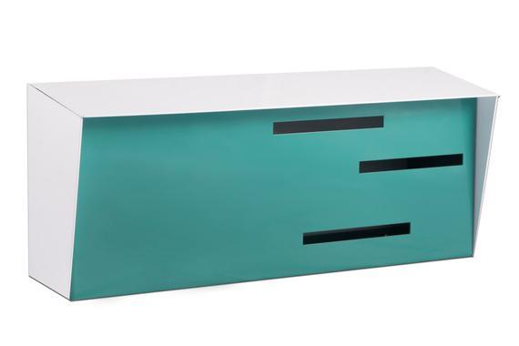 fresh mid century modern mailbox modern mailbox two tone white