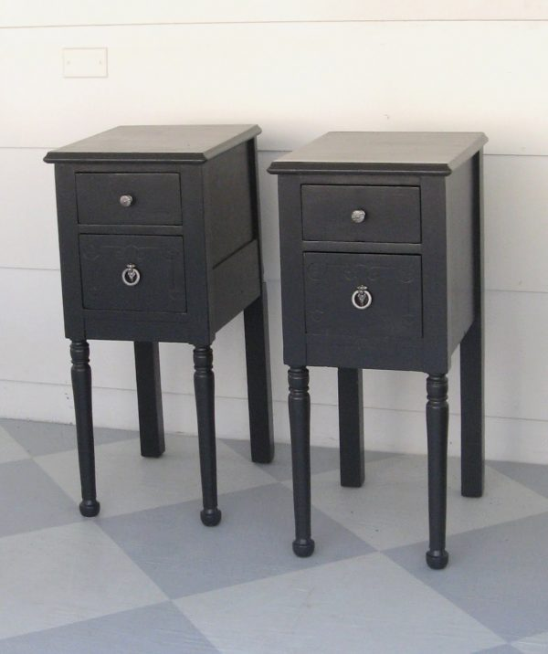 Fresh Narrow Night Stands Shaker Furniture Nightstands Shaker Medium