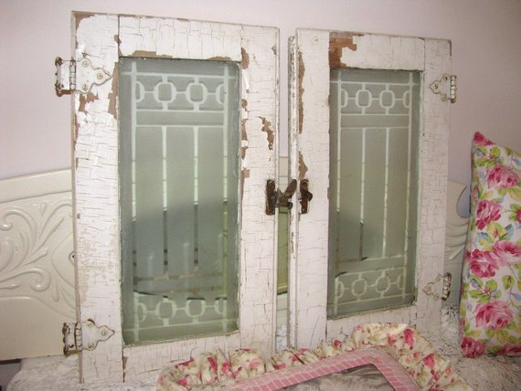 Fresh Pair Of Salvage Cabinet Doors Etched Glass By Perfectpielady Medium
