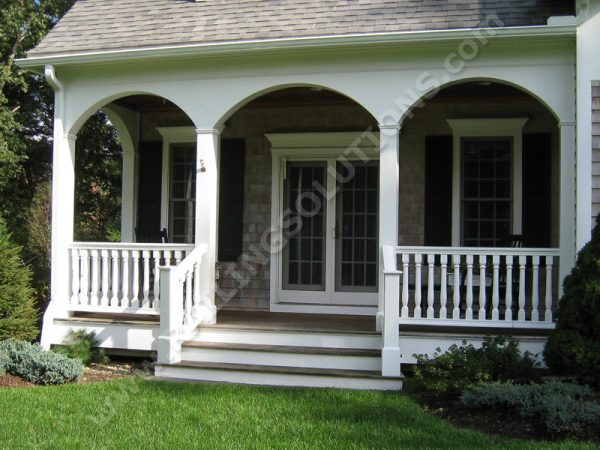 Fresh Premium Railing And Baluster Systems For Deck Porch And Medium