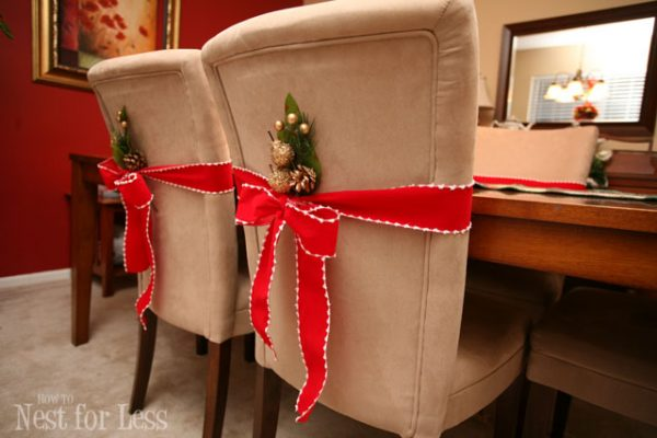 Fresh  Project Parson Chair Covers For Christmas How Medium