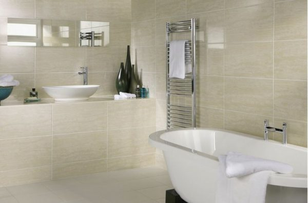 Fresh Small Bathroom Tile Ideas To Transform A Cramped Space Medium