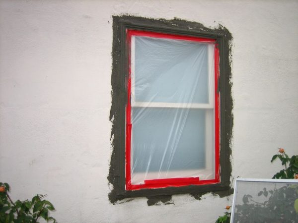 Fresh Switching To Foam Stucco Trim From Wood Trim Windows And Medium
