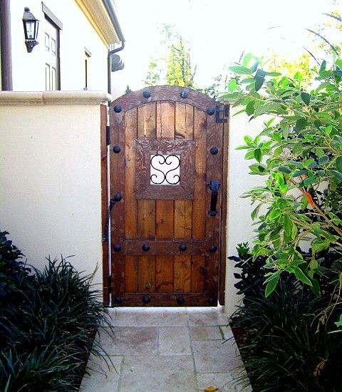 Get 17 Best Images About Gate For Front On Iron Medium