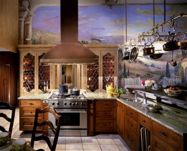 Get 23 Luxury Mediterranean Kitchen Design Ideas