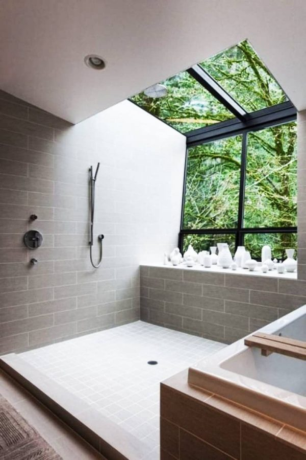 Get 50 Luxury Bathrooms With Skylights Medium