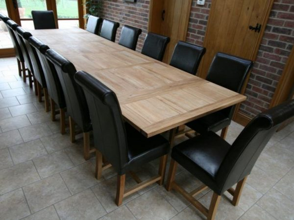 Get Appealing Attractive Large Dining Table And Chairs Best 25 Medium