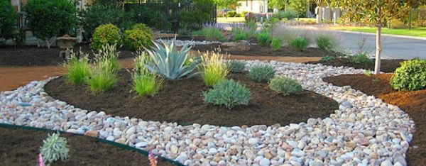 Get Choosing The Right Landscaping Materials Pea Gravel Or Medium