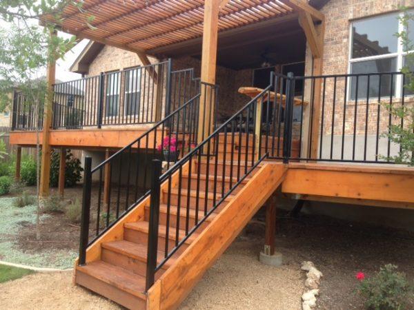 Get Custom Metal Fabrication Deck Railings Planters Gates Medium