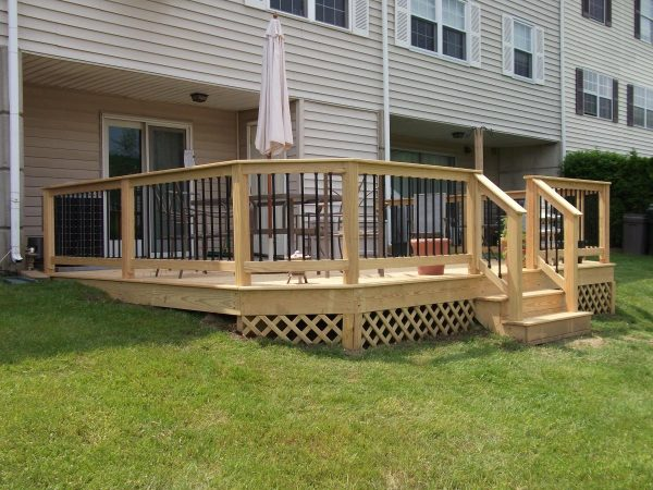 Get Deck Railing Designs Ideas To Copy Medium