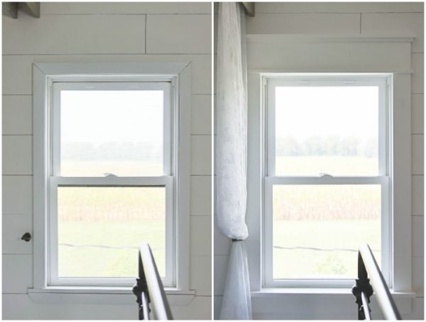 Get Farmhouse Window Trim Love Grows Wild Medium