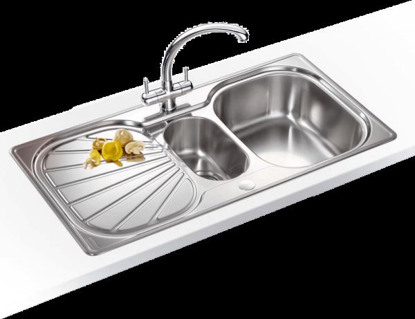 Get Franke Erica Eux 651 15 Bowl Kitchen Sink Medium