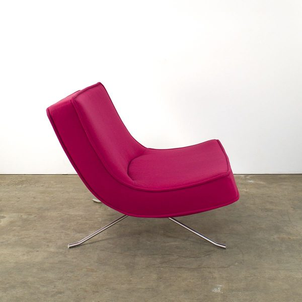Get French Pop Easy Lounge Chair And Ottoman By Christian Medium